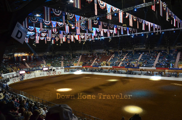 Fort Worth Stockshow Rodeo Down Home Traveler Down
