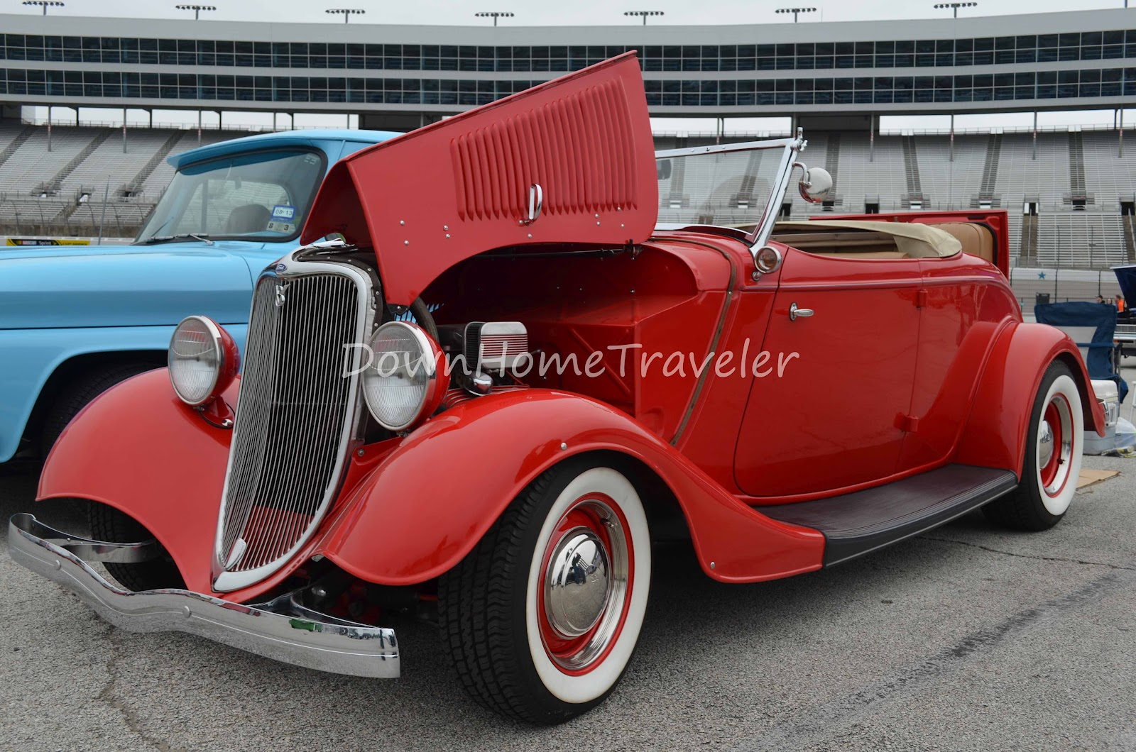 good guys car show texas motor speedway down home traveler