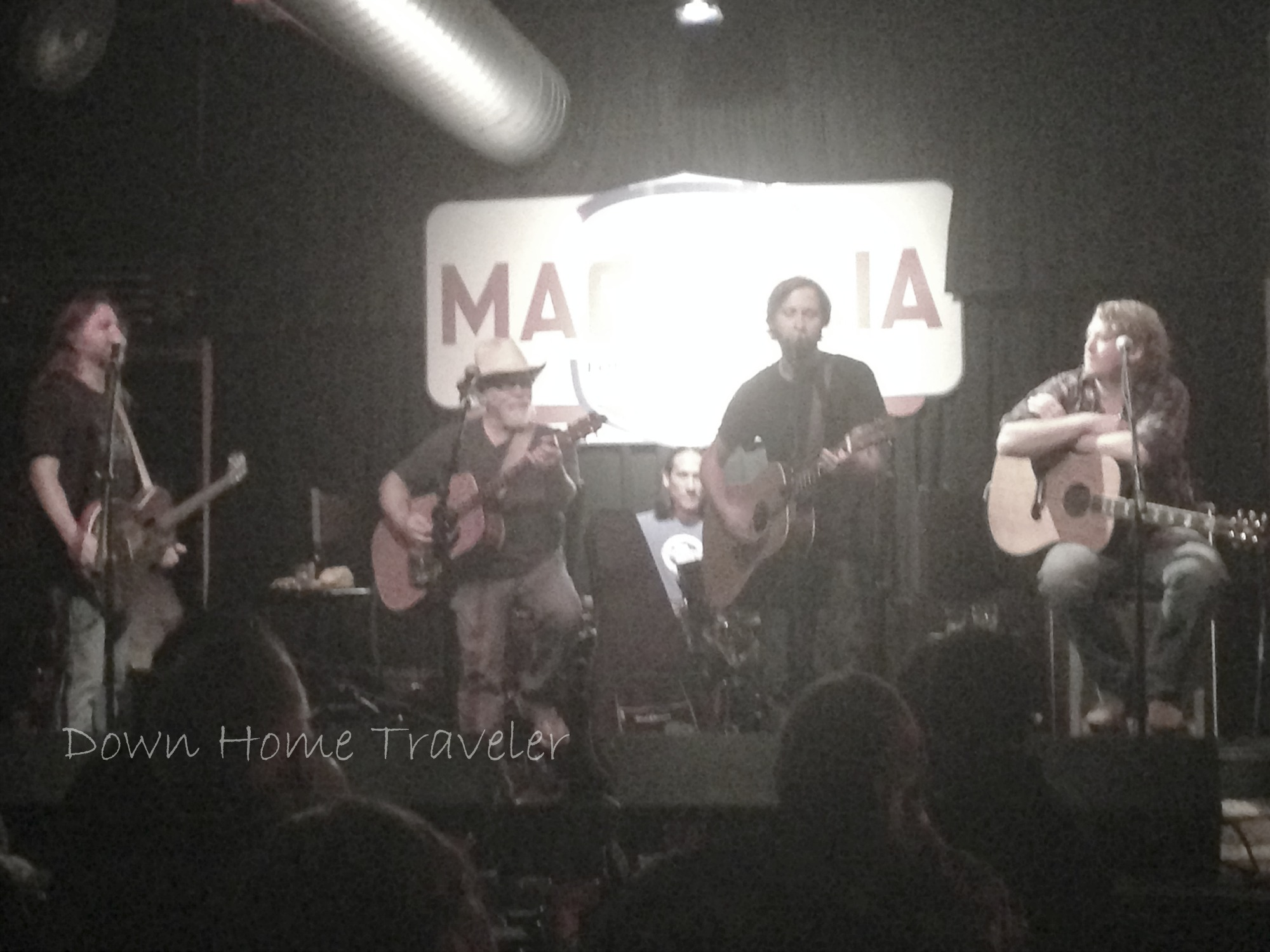 Texas Music - Magnolia Motor Lounge