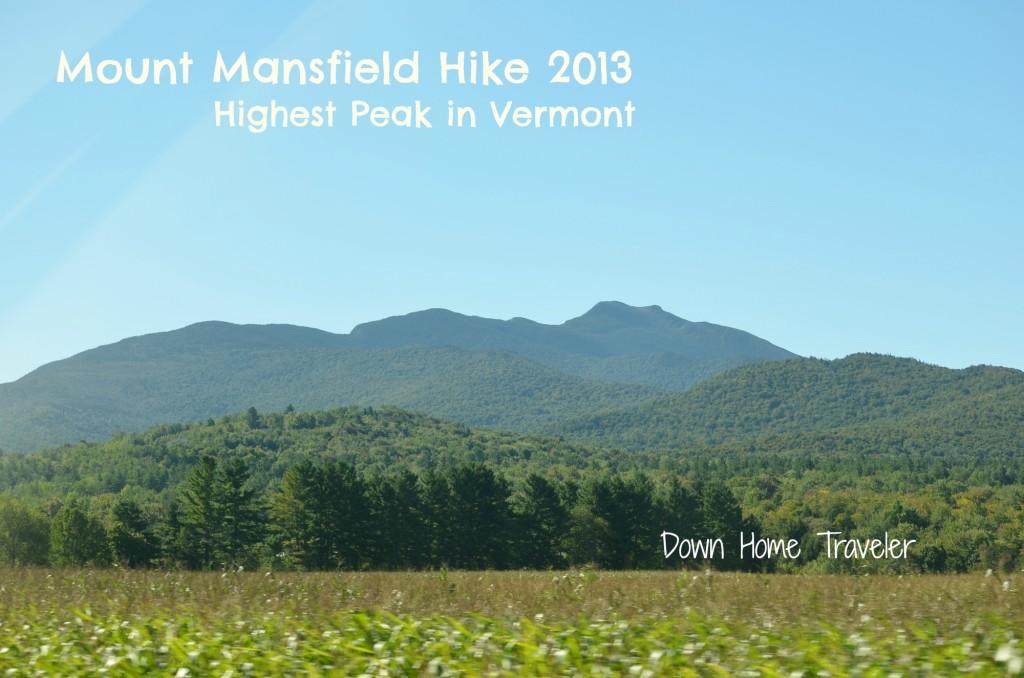 Mount Mansfield, VT