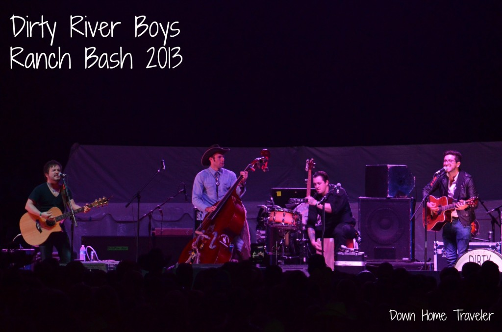Dirty River Boys, Ranch Bash 2013