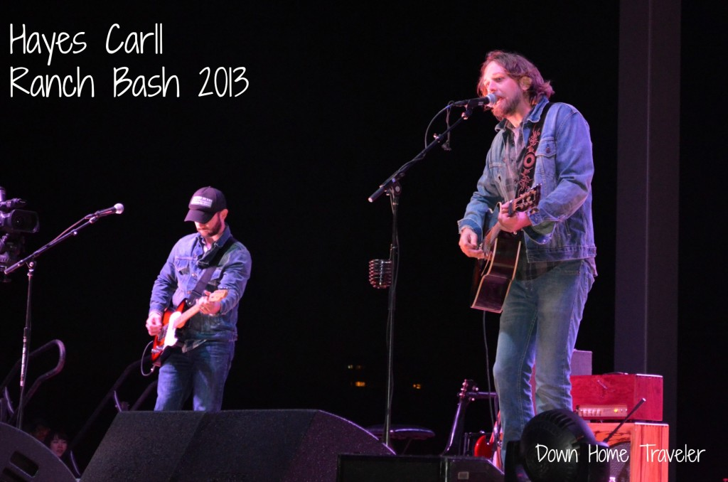 Hayes Carll, Ranch Bash 2013
