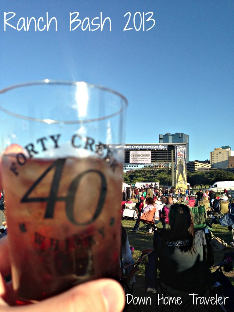 Forty Creek Whiskey, Ranch Bash 2013