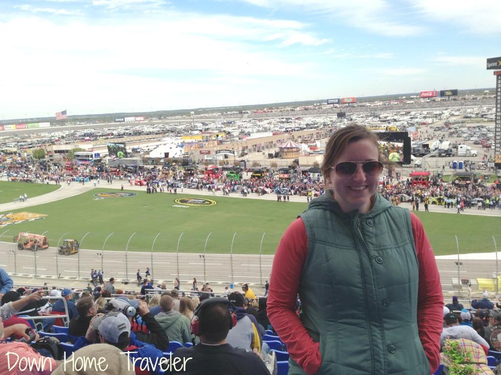 TMS, NASCAR, Nov. 2013