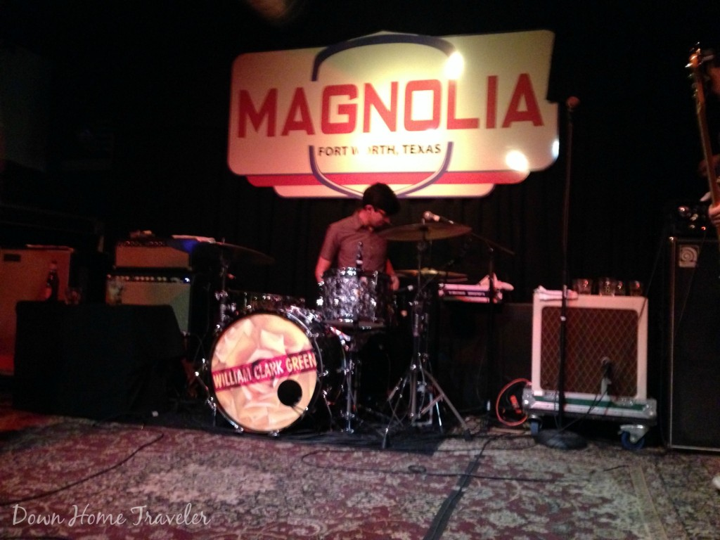 Texas Country, Magnolia Motor Lounge, Fort Worth, Texas