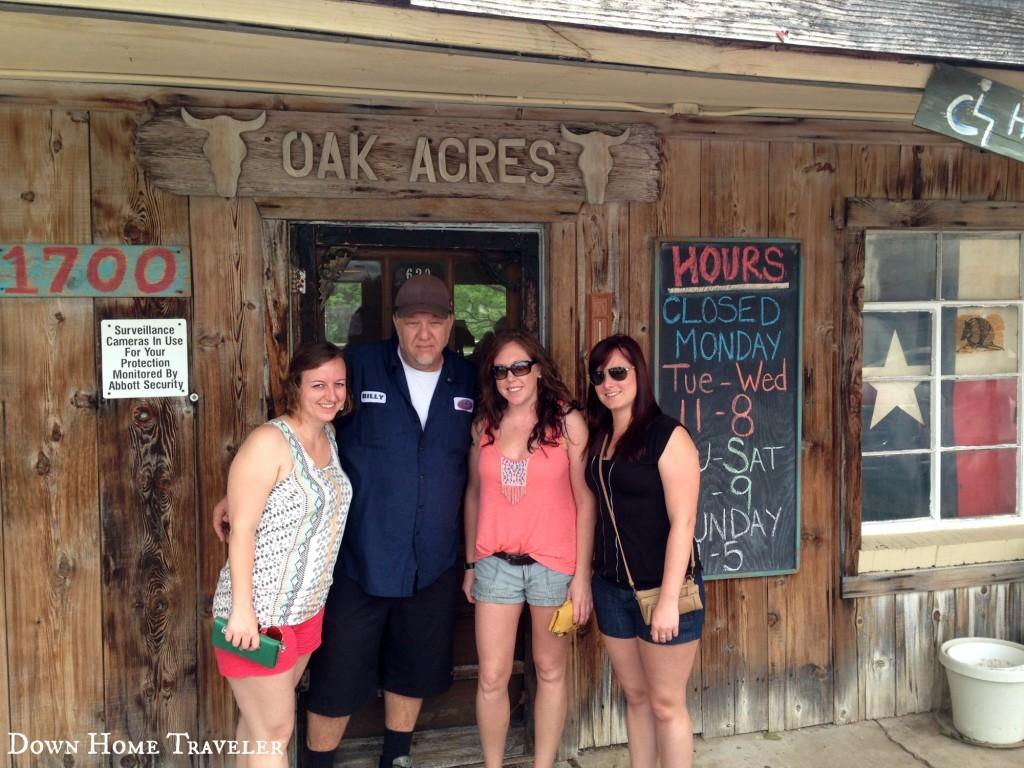 Catch the Moment, BBQ, Texas, Oak Acres BBQ