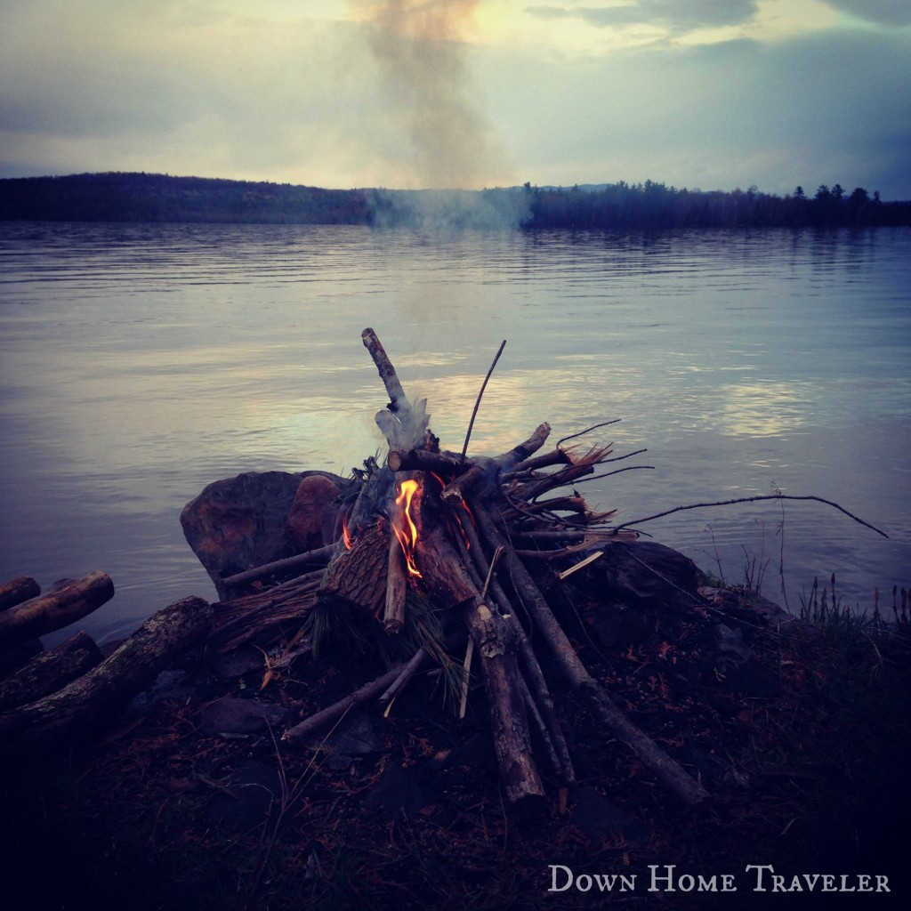Catch-The-Moment-365, Photography, Photo-A-Day, Vermont, Fishing, Fire