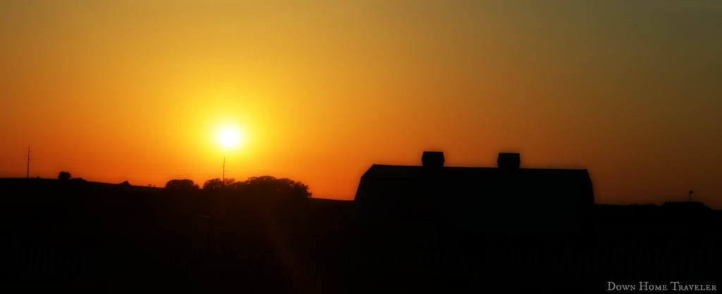 DFW-Bucket-List, Texas, Sunset, Barn, Texas-Drive