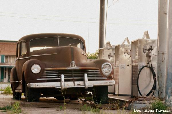 Small-Towns, Texas, Texas-Drives