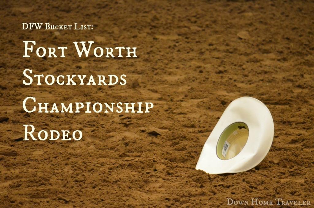 Stockyards Rodeo 093
