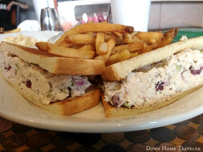 Chicken Salad, Sandwich, Arlington, Texas,