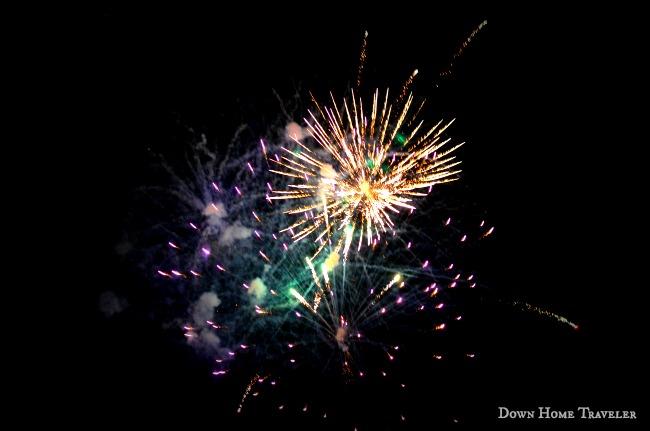 Independence Day, Texas, Arlington, Light Up Arlington, Fireworks