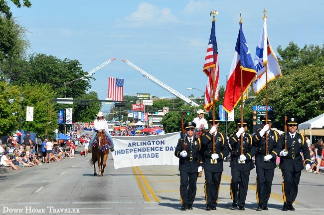 Independence Day, Texas, Arlington, Arlington Idependence Day Parade, Parade,