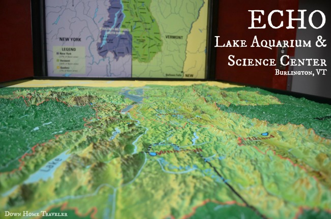 Burlington, Vermont, Aquarium, Science Center, Children, Lake Champlain