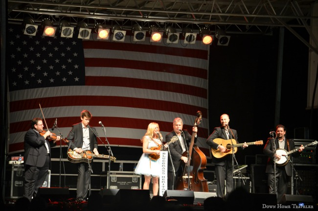 Rhonda Vincent and the Rage, Farmers Branch, Heritage Bluegrass Festival