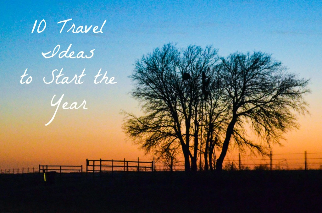 Travel Ideas to Start the Year, Travel Ideas, Travel Tips, Travel Goals, Adventure Ideas, Get Out of the House