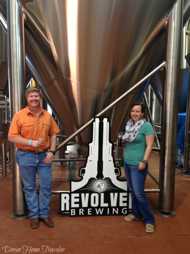 Revolver Brewing, Granbury Texas, Texas Beer, Texas Brewery, Drink Local, Texas Beer