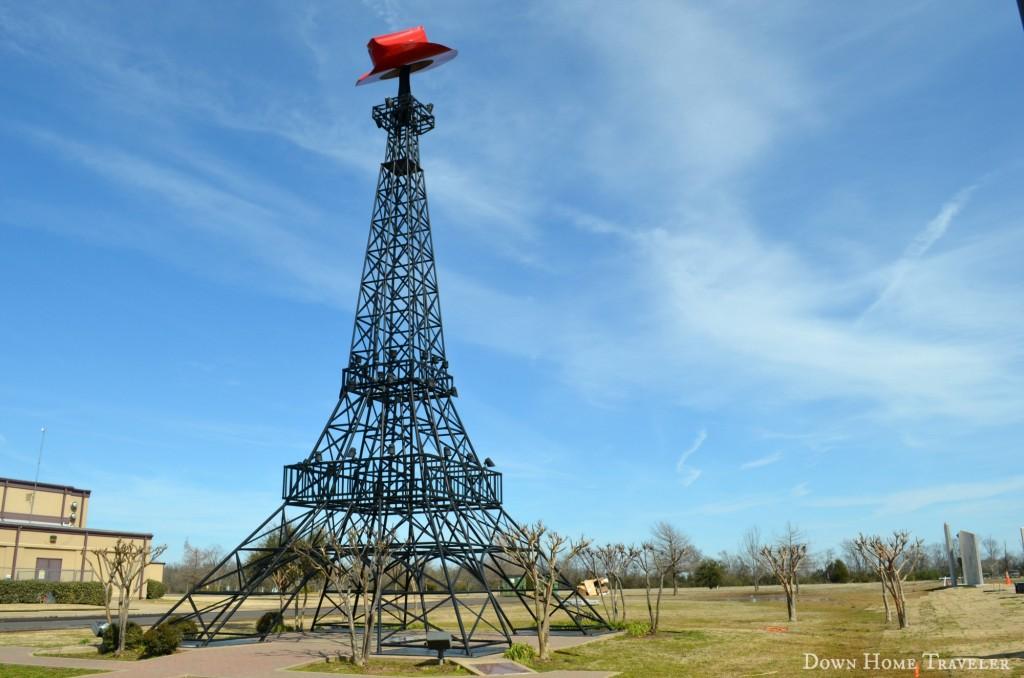 Eiffel Tower, Texas Eiffel Tower, Paris Texas, Texas Road Trip, Odd Attractions