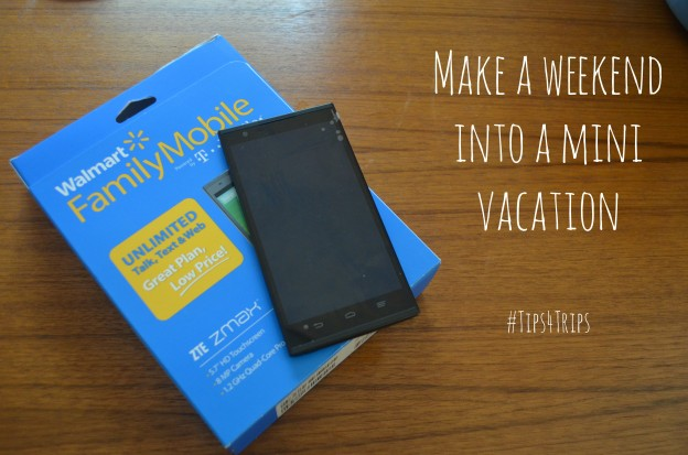 #Tips4Trips, #FamilyMobile, #Ad, #Cbias, Weekend Vacation