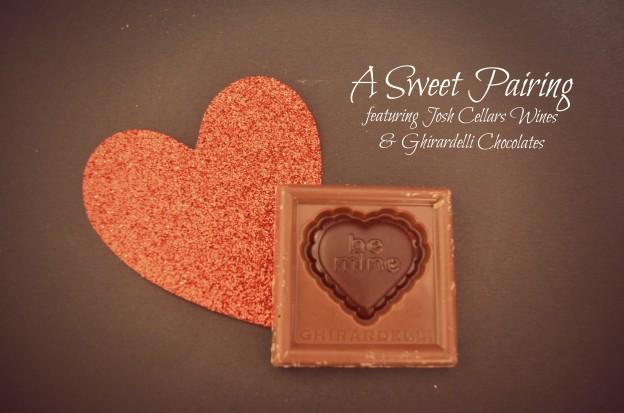 Wine, Chocolate, Josh Cellars, Ghirardelli, Ghirardelli Cookies