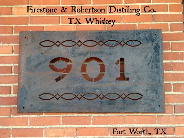 Firestone & Robertson Distilling, Whiskey, Fort Worth, Texas Distillery