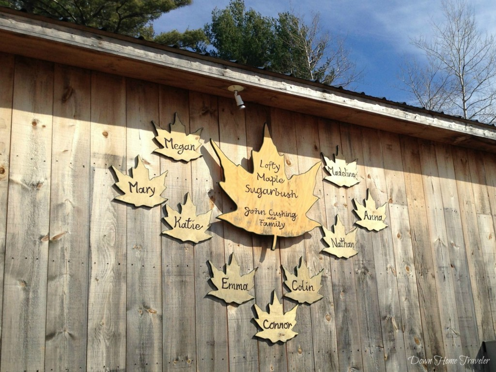 Sugarhouse, Maple Syrup, Vermont Maple, Vermont, Northern Vermont Maple, Tradition