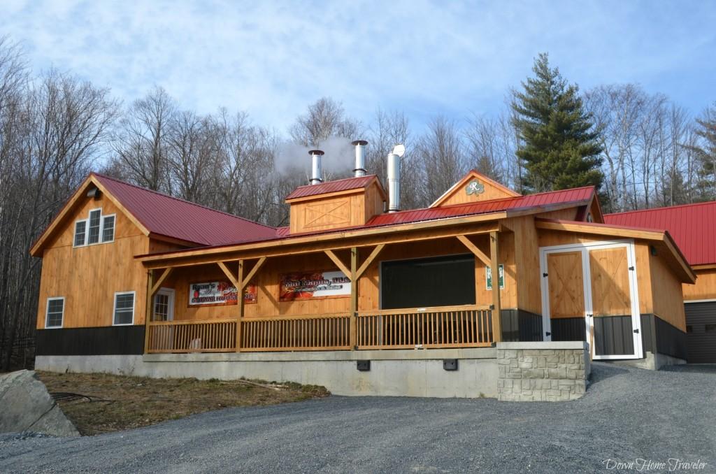 Sugarhouse, Maple Syrup, Vermont Maple, Vermont, Northern Vermont Maple, Tradition, Fairfield Vermont