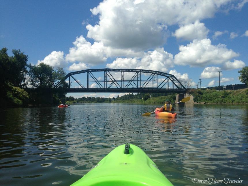 Kayaking 8257