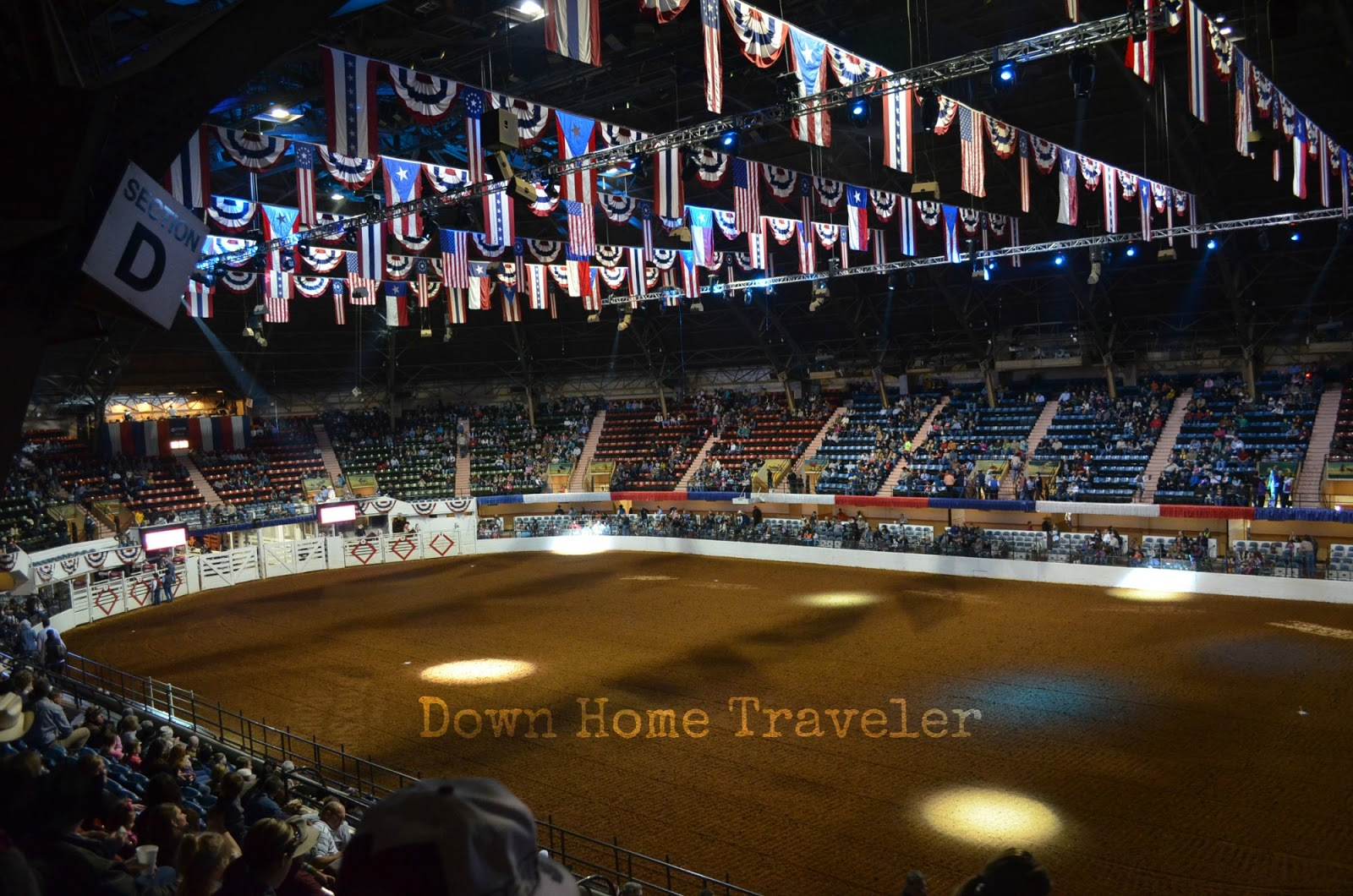 Rodeo Down Home Traveler